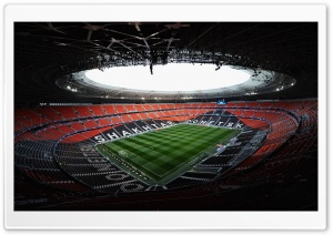 Donetsk Stadium HD Wide Wallpaper for Widescreen