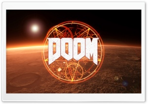 DOOM HD Wide Wallpaper for Widescreen