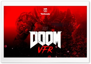 Doom VFR HD Wide Wallpaper for Widescreen