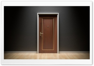 Door 13 HD Wide Wallpaper for Widescreen