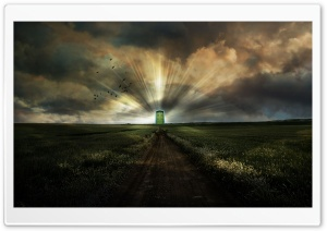 Door To Heaven HD Wide Wallpaper for Widescreen