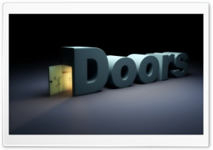 Doors HD Wide Wallpaper for Widescreen