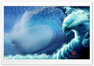 Dota 2 Morphling HD Wide Wallpaper for Widescreen