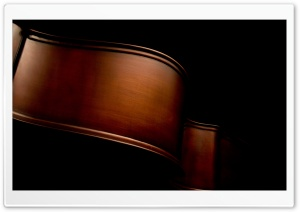 Double Bass HD Wide Wallpaper for Widescreen