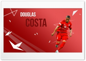 Douglas Costa HD Wide Wallpaper for Widescreen