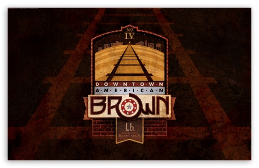 Downtown American Brown HD wallpaper for Wide 16:10 5:3 Widescreen WHXGA WQXGA WUXGA WXGA WGA ; HD 16:9 High Definition WQHD QWXGA 1080p 900p 720p QHD nHD ; Standard 3:2 Fullscreen DVGA HVGA HQVGA devices ( Apple PowerBook G4 iPhone 4 3G 3GS iPod Touch ) ; Mobile 5:3 3:2 16:9 - WGA DVGA HVGA HQVGA devices ( Apple PowerBook G4 iPhone 4 3G 3GS iPod Touch ) WQHD QWXGA 1080p 900p 720p QHD nHD ;