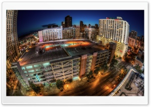 Downtown San Diego Parking HD Wide Wallpaper for Widescreen