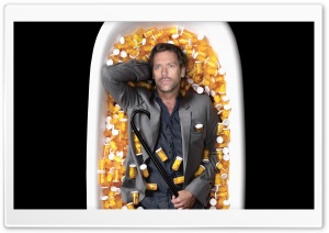 Dr House HD Wide Wallpaper for Widescreen