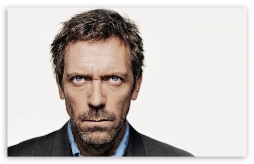 Dr House Hugh Laurie HD wallpaper for Wide 16:10 5:3 Widescreen WHXGA WQXGA WUXGA WXGA WGA ; Standard 4:3 5:4 3:2 Fullscreen UXGA XGA SVGA QSXGA SXGA DVGA HVGA HQVGA devices ( Apple PowerBook G4 iPhone 4 3G 3GS iPod Touch ) ; Tablet 1:1 ; iPad 1/2/Mini ; Mobile 4:3 5:3 3:2 5:4 - UXGA XGA SVGA WGA DVGA HVGA HQVGA devices ( Apple PowerBook G4 iPhone 4 3G 3GS iPod Touch ) QSXGA SXGA ;