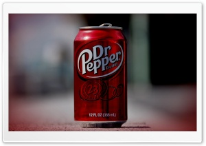 Dr Pepper Drink HD Wide Wallpaper for Widescreen