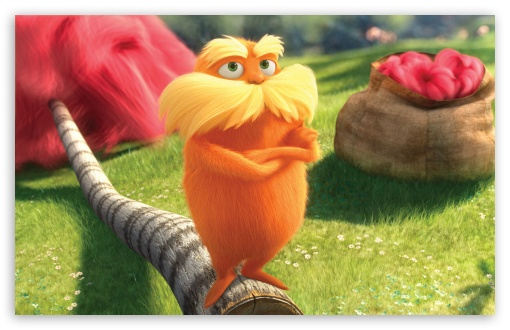Dr Seuss' The Lorax (2012) HD wallpaper for Wide 16:10 5:3 Widescreen WHXGA WQXGA WUXGA WXGA WGA ; HD 16:9 High Definition WQHD QWXGA 1080p 900p 720p QHD nHD ; Standard 4:3 5:4 3:2 Fullscreen UXGA XGA SVGA QSXGA SXGA DVGA HVGA HQVGA devices ( Apple PowerBook G4 iPhone 4 3G 3GS iPod Touch ) ; Tablet 1:1 ; iPad 1/2/Mini ; Mobile 4:3 5:3 3:2 16:9 5:4 - UXGA XGA SVGA WGA DVGA HVGA HQVGA devices ( Apple PowerBook G4 iPhone 4 3G 3GS iPod Touch ) WQHD QWXGA 1080p 900p 720p QHD nHD QSXGA SXGA ;