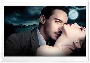 Dracula TV Series HD Wide Wallpaper for Widescreen