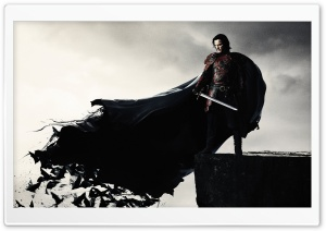 Dracula Untold 2014 Movie HD Wide Wallpaper for Widescreen