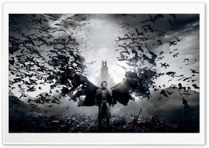 Dracula Untold Luke Evans HD Wide Wallpaper for Widescreen