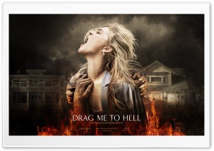 Drag Me To Hell HD Wide Wallpaper for Widescreen