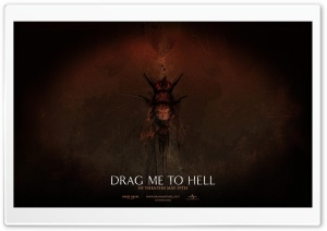 Drag Me To Hell 2 HD Wide Wallpaper for Widescreen