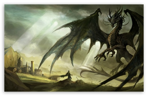 Dragon 4k hd desktop wallpaper for 4k ultra hd tv download dragon hd wallpaper voltagebd Gallery