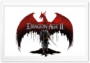 Dragon Age 2 HD Wide Wallpaper for Widescreen