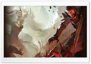 Dragon Age 2 Artwork HD Wide Wallpaper for 4K UHD Widescreen desktop & smartphone