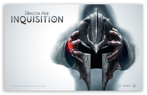 Dragon Age 3 Inquisition HD wallpaper for Wide 16:10 5:3 Widescreen WHXGA WQXGA WUXGA WXGA WGA ; HD 16:9 High Definition WQHD QWXGA 1080p 900p 720p QHD nHD ; Standard 4:3 3:2 Fullscreen UXGA XGA SVGA DVGA HVGA HQVGA devices ( Apple PowerBook G4 iPhone 4 3G 3GS iPod Touch ) ; iPad 1/2/Mini ; Mobile 4:3 5:3 3:2 16:9 - UXGA XGA SVGA WGA DVGA HVGA HQVGA devices ( Apple PowerBook G4 iPhone 4 3G 3GS iPod Touch ) WQHD QWXGA 1080p 900p 720p QHD nHD ;