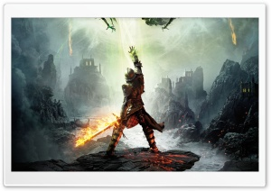 Dragon Age 3 Inquisition HD Wide Wallpaper for Widescreen