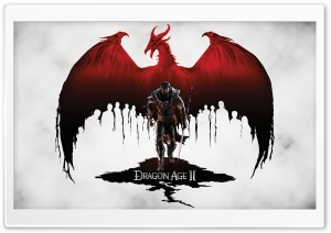 Dragon Age II HD Wide Wallpaper for Widescreen