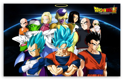 Dragon Ball Super Ultra Hd Desktop Background Wallpaper For 4k Uhd Tv Widescreen Ultrawide Desktop Laptop Tablet Smartphone