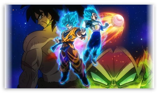 Dragon Ball Super Ultra Hd Desktop Background Wallpaper For