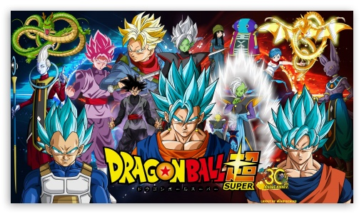 Dragon Ball Super Future Trunks Arc Ultra Hd Desktop