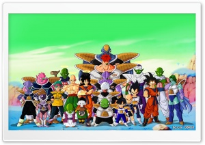 Dragon Ball Z HD Wide Wallpaper for Widescreen