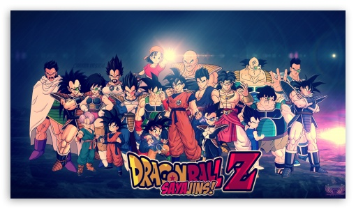 Dragon Ball Z - HD Wallpaper by Chaker Design HD wallpaper for HD 16:9 High Definition WQHD QWXGA 1080p 900p 720p QHD nHD ;
