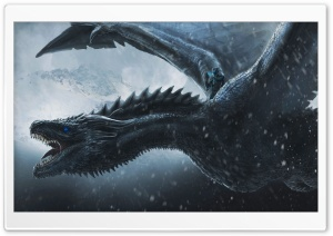 Dragon Fantasy Art Ultra HD Wallpaper for 4K UHD Widescreen desktop, tablet & smartphone