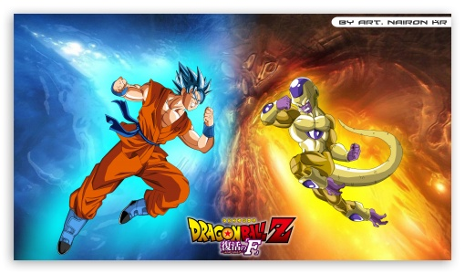 dragonball z fukkatsu no f wallpapers UltraHD Wallpaper for 8K UHD TV 16:9 Ultra High Definition 2160p 1440p 1080p 900p 720p ; UHD 16:9 2160p 1440p 1080p 900p 720p ;