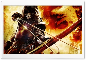 Dragon's Dogma HD Wide Wallpaper for Widescreen