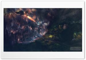 Dragonskeep Ultra HD Wallpaper for 4K UHD Widescreen desktop, tablet & smartphone