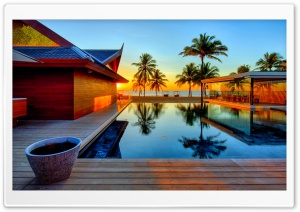 Dream House HD Wide Wallpaper for Widescreen