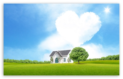 Dream Love House HD wallpaper for Wide 16:10 5:3 Widescreen WHXGA WQXGA WUXGA WXGA WGA ; HD 16:9 High Definition WQHD QWXGA 1080p 900p 720p QHD nHD ; Standard 4:3 5:4 3:2 Fullscreen UXGA XGA SVGA QSXGA SXGA DVGA HVGA HQVGA devices ( Apple PowerBook G4 iPhone 4 3G 3GS iPod Touch ) ; Tablet 1:1 ; iPad 1/2/Mini ; Mobile 4:3 5:3 3:2 16:9 5:4 - UXGA XGA SVGA WGA DVGA HVGA HQVGA devices ( Apple PowerBook G4 iPhone 4 3G 3GS iPod Touch ) WQHD QWXGA 1080p 900p 720p QHD nHD QSXGA SXGA ;