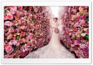 Dream Wedding Ultra HD Wallpaper for 4K UHD Widescreen desktop, tablet & smartphone