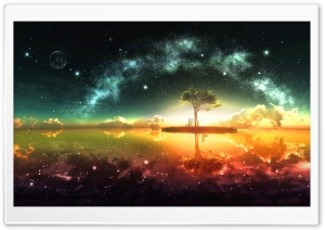 Dreamlike HD Wide Wallpaper for Widescreen