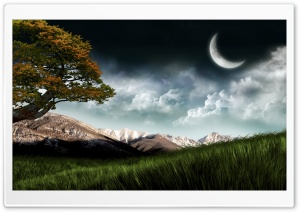 Dreams Of A Fantasy World HD Wide Wallpaper for Widescreen