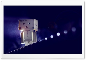 Dreams of Danbo HD Wide Wallpaper for Widescreen