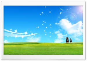 Dreamscape Spring 2 HD Wide Wallpaper for Widescreen