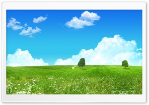 Dreamscape Spring 4 HD Wide Wallpaper for Widescreen