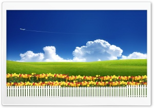 Dreamscape Spring 9 HD Wide Wallpaper for Widescreen