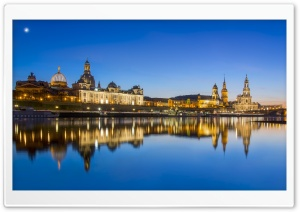 Dresden HD Wide Wallpaper for Widescreen
