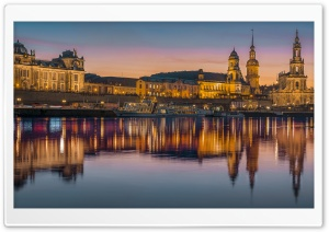 Dresden HD Wide Wallpaper for 4K UHD Widescreen desktop & smartphone
