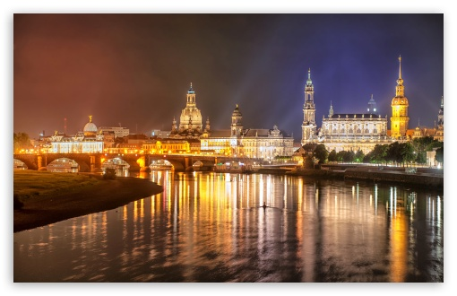 Dresden, Elbe River, Germany, Night ❤ 4K UHD Wallpaper for Wide 16:10 5:3 Widescreen WHXGA WQXGA WUXGA WXGA WGA ; UltraWide 21:9 24:10 ; 4K UHD 16:9 Ultra High Definition 2160p 1440p 1080p 900p 720p ; UHD 16:9 2160p 1440p 1080p 900p 720p ; Standard 4:3 5:4 3:2 Fullscreen UXGA XGA SVGA QSXGA SXGA DVGA HVGA HQVGA ( Apple PowerBook G4 iPhone 4 3G 3GS iPod Touch ) ; Tablet 1:1 ; iPad 1/2/Mini ; Mobile 4:3 5:3 3:2 16:9 5:4 - UXGA XGA SVGA WGA DVGA HVGA HQVGA ( Apple PowerBook G4 iPhone 4 3G 3GS iPod Touch ) 2160p 1440p 1080p 900p 720p QSXGA SXGA ;