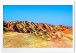 Dried Up Hills Ultra HD Wallpaper for 4K UHD Widescreen desktop, tablet & smartphone