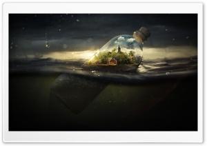 Drifting Away Ultra HD Wallpaper for 4K UHD Widescreen desktop, tablet & smartphone