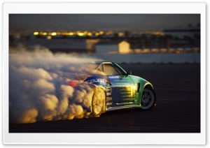 Drifting (Motorsport) HD Wide Wallpaper for Widescreen